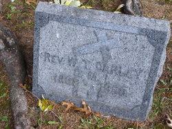 Rev William T Darley