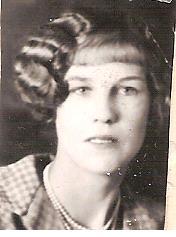 Mary Elizabeth <I>Jackson</I> Erickson
