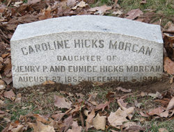 Caroline Hicks Morgan