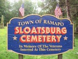 Sloatsburg Cemetery