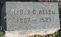 Heber C Allen