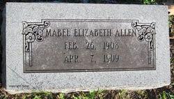 Mabel Elizabeth Allen