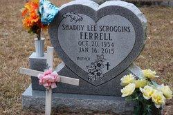 Shaddy Lee <I>Scroggins</I> Ferrell