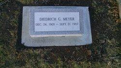 Diedrich Gerhard Meyer