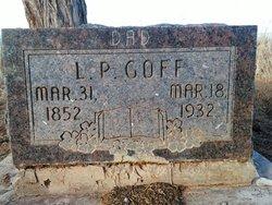 """Levander Polk """"Pope"""" Goff"""