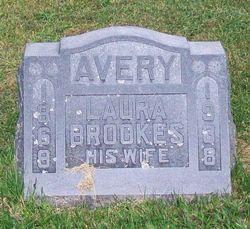 Laura <I>Brooks</I> Avery