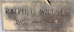 Ralph H Willner