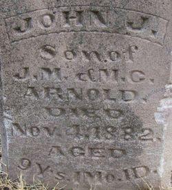 John J Arnold