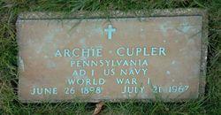 Archie Cupler