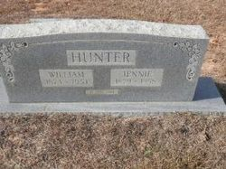 Jennie Parlyee <I>Whitten</I> Hunter