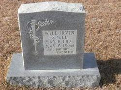 Will Irvin Spell