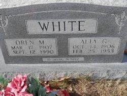 Alta Gertrude <I>Hart</I> White