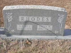 Albert James Rhodes