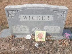 A Elizabeth Wicker
