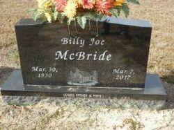 Bill J McBride