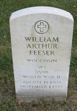 William Arthur Feeser