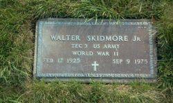Walter Skidmore, Jr