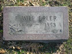 Frederick Will Erler