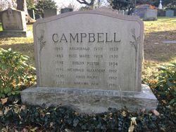Rose Marie <I>Ivon</I> Campbell
