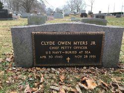 Clyde Owen Myers Jr.