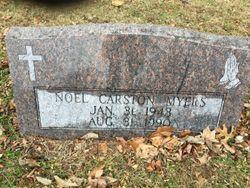 Noel Carston Myers
