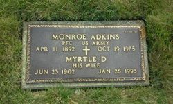 Monroe Adkins