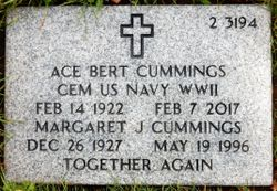 Margaret J Cummings