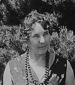 Eva Maude <I>Dabney</I> Thomas