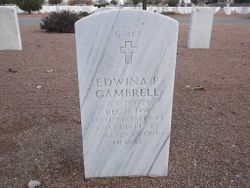 Edwina P Gambrell