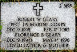 Florence B Geary