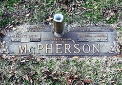 Theresa Martha <I>Faber</I> McPherson