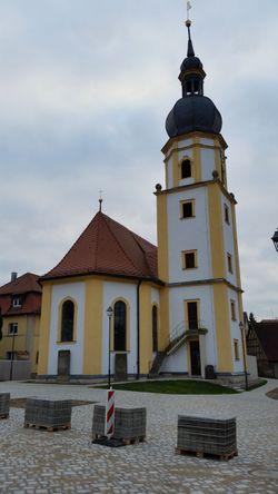Evangelische Pfarrkirche St. Peter und Paul