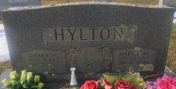 Margie Mae <I>Hooker</I> Hylton