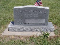 Donald Wayne Blew