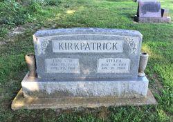 James M Kirkpatrick