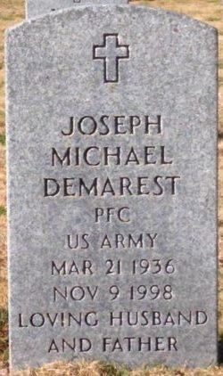 Joseph Michael Demarest