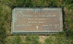 Johnnie I Ferguson
