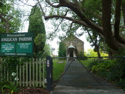 St Paul's Anglican Church Cemetery
