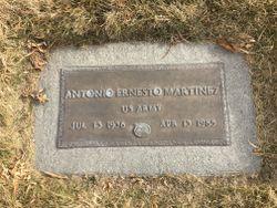 Antonio Ernesto Martinez