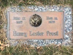 Henry Lester Frost