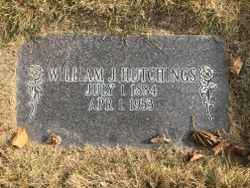William James Hutchings