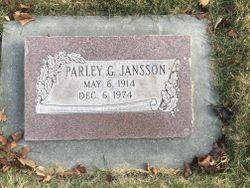 Parley Gustav Jansson