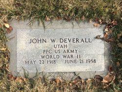 John Wayne Deverall