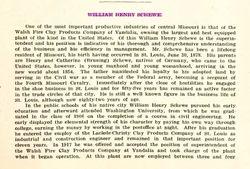 William Henry Schewe