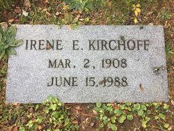 Irene E Kirchoff