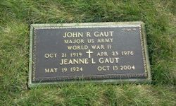 John R Gaut
