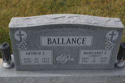Arthur L Ballance