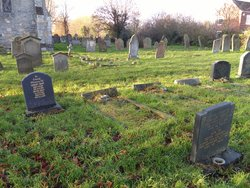 St. Martin's North Leverton Churchyard