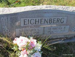 Blanche E <I>Bregenzer</I> Eichenberg