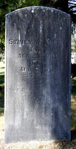 Sidney W. Allen